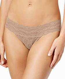 Lace Kiss Thong 970182