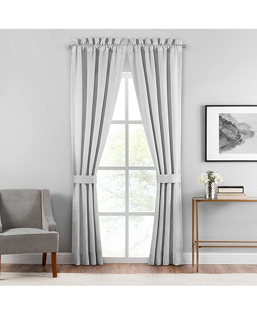 "Croscill Blyth 95"" Sqaure Curtain Panel Pair"