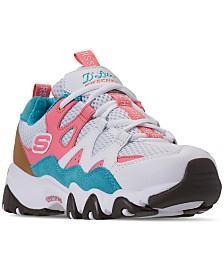 Skechers Women's D'Lites 2.0 Walking Sneakers from Finish Line