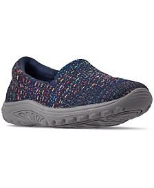 Skechers Women's Relaxed Fit: Reggae Fest - Wicker Walking Sneakers from Finish Line