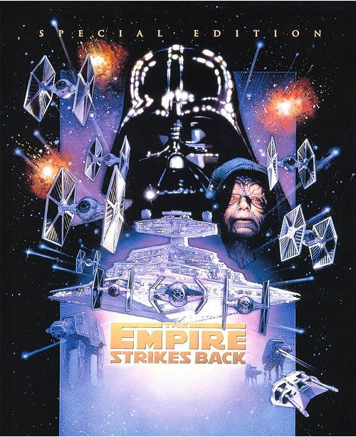 Artissimo Designs Star Wars Empire Strikes Back Poster