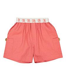 Masala Baby Big Boys Cargo Shorts, 6-12M