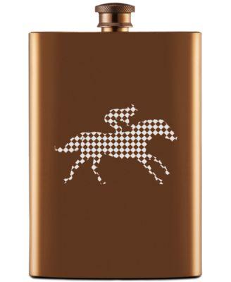 Thirstystone Copper Derby Jockey Flask