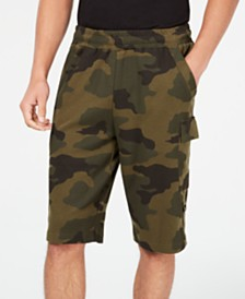 Sean John Men's Camo Cargo Shorts
