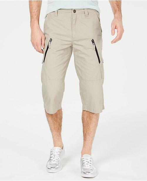 "INC International Concepts I.N.C. Men's 18"" Michael Messenger Shorts, Created for Macy's"