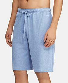 684fc6e901 Polo Ralph Lauren Men's Supreme Comfort Knit Pajama Shorts & Reviews ...
