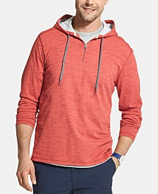 G.H. Bass & Co. Men's Quarter-Zip Hoodie