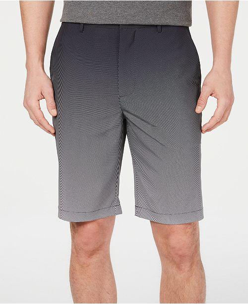 Greg Norman Men's Halftone Fade Shorts
