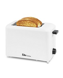 Elite Cuisine 2 Slice Cool Touch Toaster