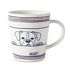Crafted by Royal Doulton Dog Mug