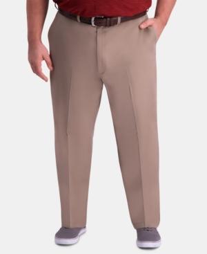 Men's Big & Tall Classic-Fit Khaki Pants