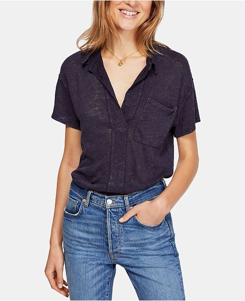 Free People Posh Tee