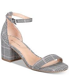 Call It Spring Stangarone Block-Heel Sandals