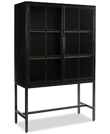 Hotel Collection Hotel Collection Canillo Tall Cabinet, Created for Macy's