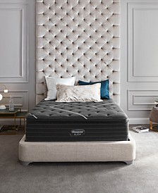 "C-Class 13.75"" Medium Firm Mattress Set - Queen Split"