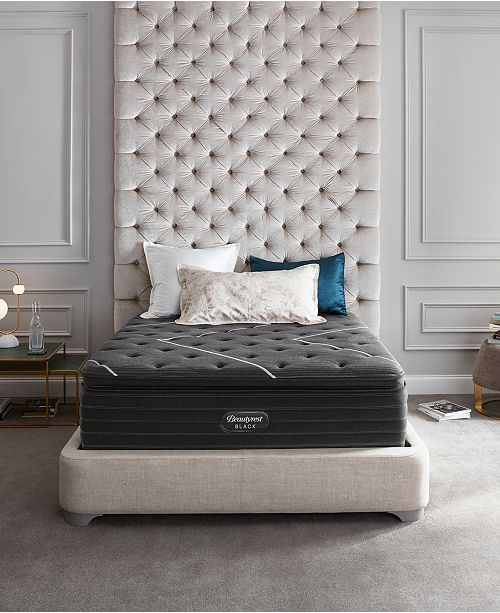 "Beautyrest C-Class 16"" Plush Pillow Top Mattress - California King"