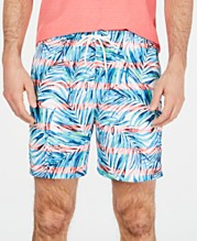 722325e149 Tommy Bahama Mens Swimwear & Men's Swim Trunks - Macy's