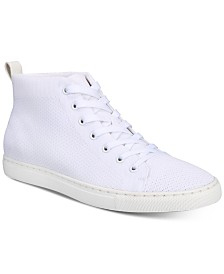 Bar III Men's Sonny High-Top Sneakers, Created for Macy's