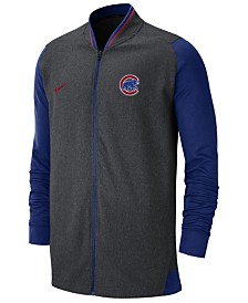Nike Men's Chicago Cubs Dry Game Track Jacket