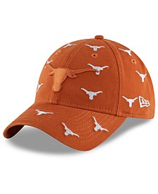 New Era Women's Texas Longhorns Logo Scatter Cap