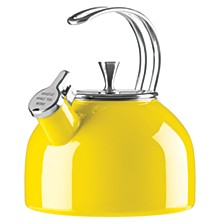 Nolita Yellow Tea Kettle