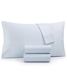 Wovenblock Supima Cotton 550 Thread Count 4-Pc. California King Sheet Set, Created for Macy's