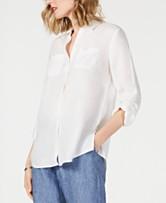 ef987e14d54 Linen Clothing For Women  Shop Linen Clothing For Women - Macy s