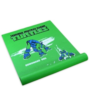 Dragonfly Yoga Ninja Turtles Leonardo Yoga Mat