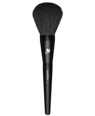 Natural Bristled Powder Brush