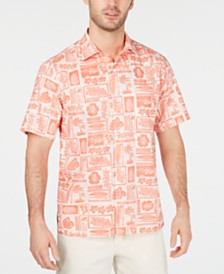 Tommy Bahama Men's Lido Beach Shirt