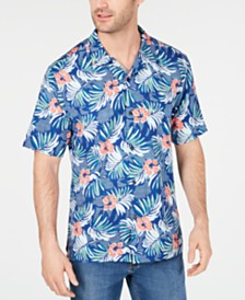 Tommy Bahama Men's Marina Hawaiian Shirt