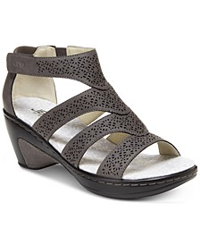 by Jambu Bianca Wedge Sandals