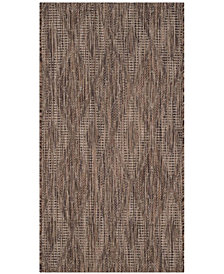 "Safavieh Courtyard Brown 2' x 3'7"" Sisal Weave Area Rug"