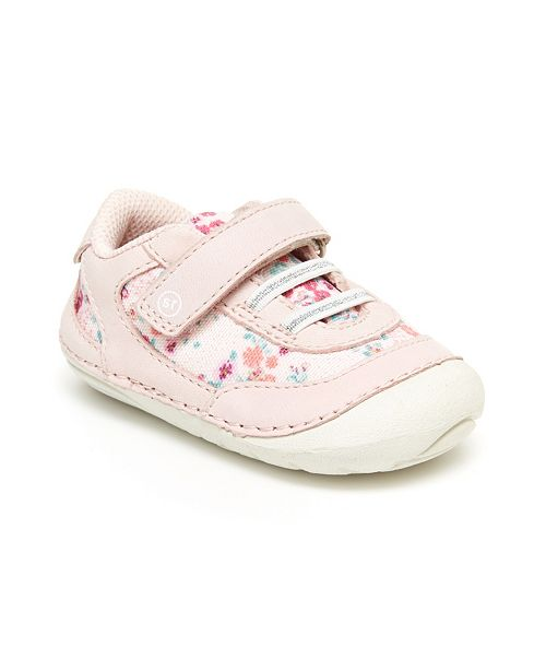 Stride Rite Baby & Toddler Girls Soft Motion SM Jazzy Closed Toe