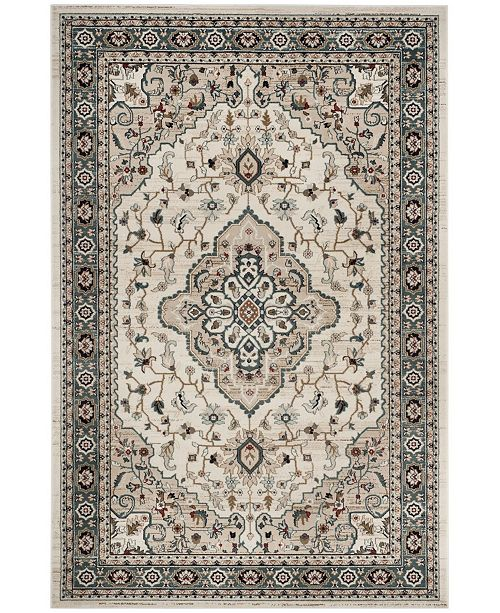 Safavieh Lyndhurst Cream and Beige 9' x 12' Area Rug