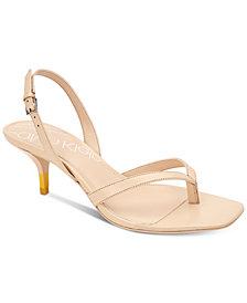 Calvin Klein Women's Monty Dress Sandals
