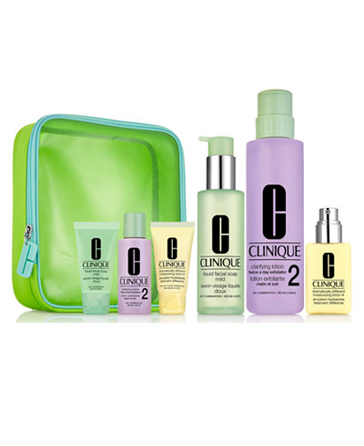 Clinique 7-Pc. Great Skin Everywhere Skin Care For Dry Skin Set