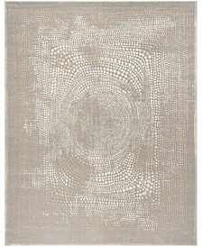 Meadow Ivory and Gray 9' x 12' Area Rug