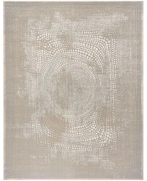 Safavieh Meadow Ivory and Gray 9' x 12' Area Rug