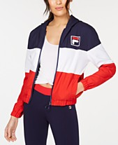 48da80c5421d Fila Luella Colorblocked Jacket