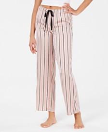 I.N.C. Printed Pajama Pants, Created for Macy's
