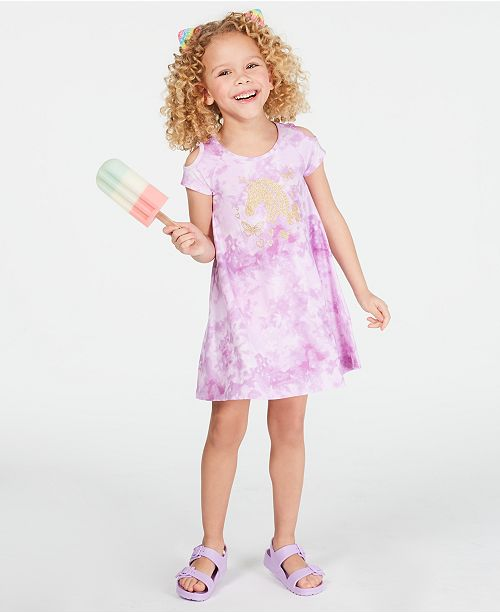 5bce9b642abb5 ... Epic Threads Super Soft Toddler Girls Unicorn Dress, Created for Macy's  ...