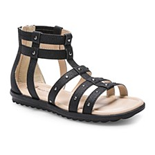 Toddlers, Little & Big Girls Addie Olive Sandal