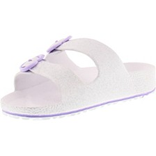 Little & Big Girls Aqua Love Sandals