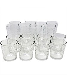 Great Foundations 16 Piece Tumbler and Cup Set