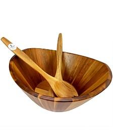 Ashville 3 Piece Salad Bowl Set