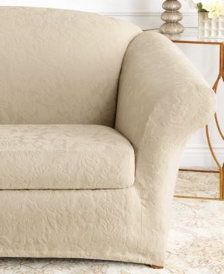 Couch Covers Sofa and Chair Slipcovers Macys