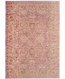 Safavieh Windsor Pink and Orange 4' x 6' Area Rug