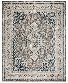 Safavieh Phoenix Gray and Blue 8' x 10' Area Rug