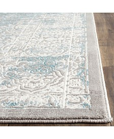 Safavieh Passion Turquoise and Ivory 8' x 11' Area Rug